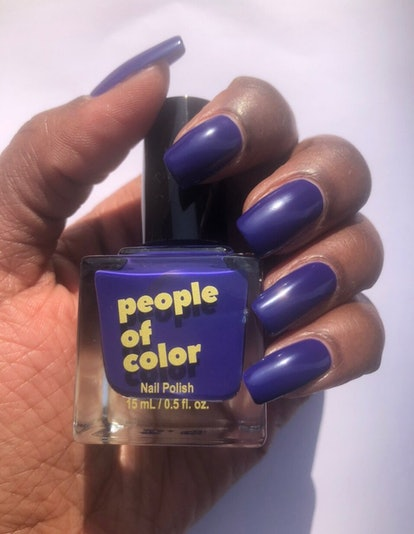 People Of Color Nail Polish In Royalty