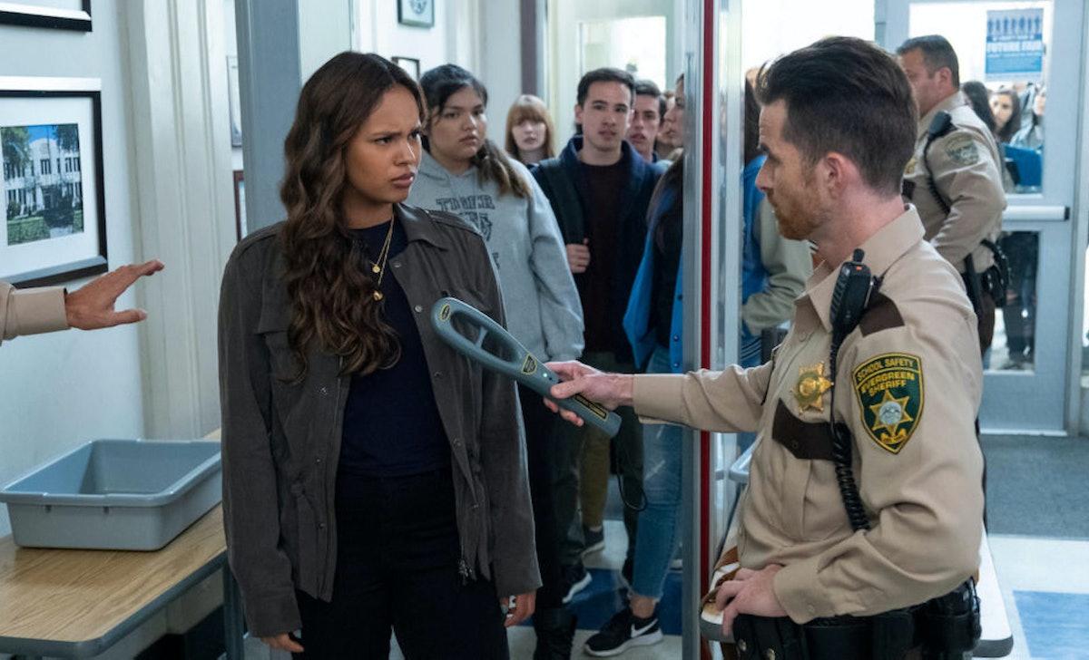 Jessica in '13 Reasons Why' Season 4