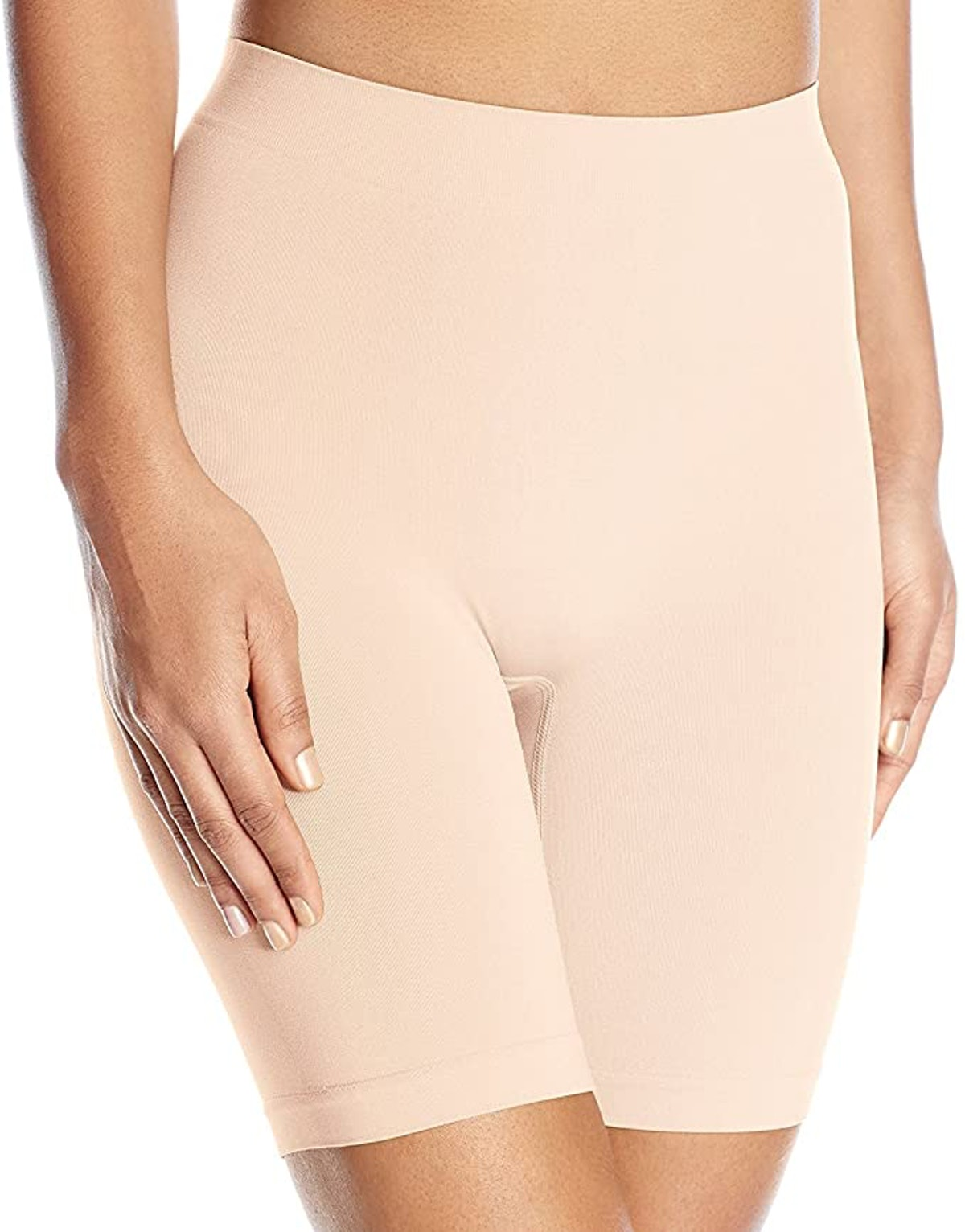 Vassarette Women's Comfortably Smooth Slip Short Panty