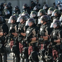 A ripple effect of police violence could extend the Covid-19 pandemic