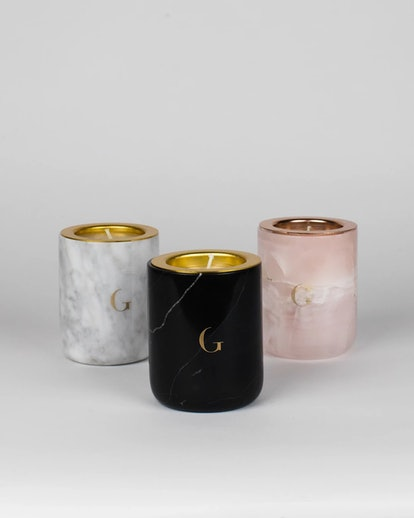 Cannabis Flower Refillable Candle