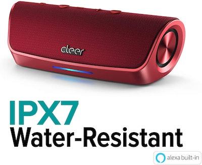Cleer Alexa-Enabled Water-Resistant Speaker