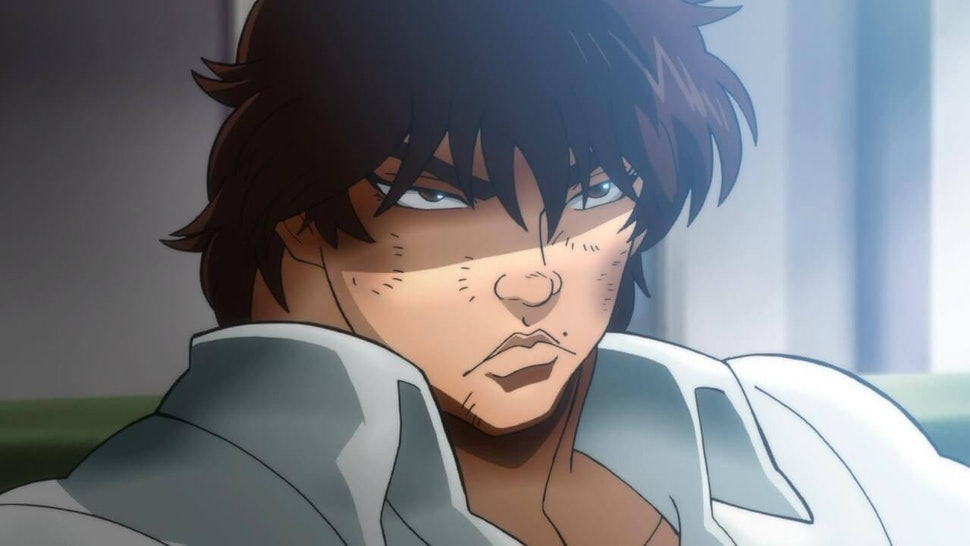Baki Anime Stream