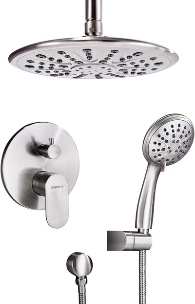 GABRYLLY Ceiling Shower Faucet System