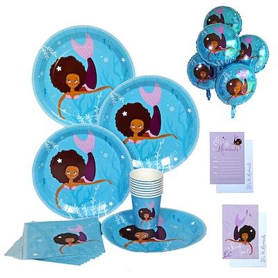 Ultimate Mermaid Party Package