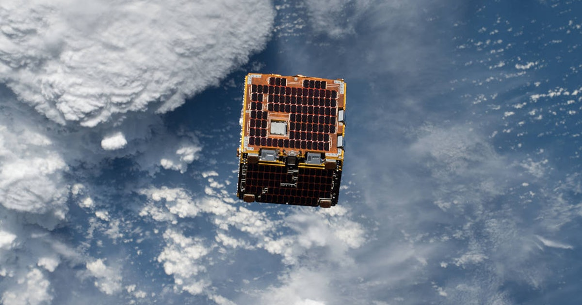 The tiny satellite that could: This small sat has broken a huge record