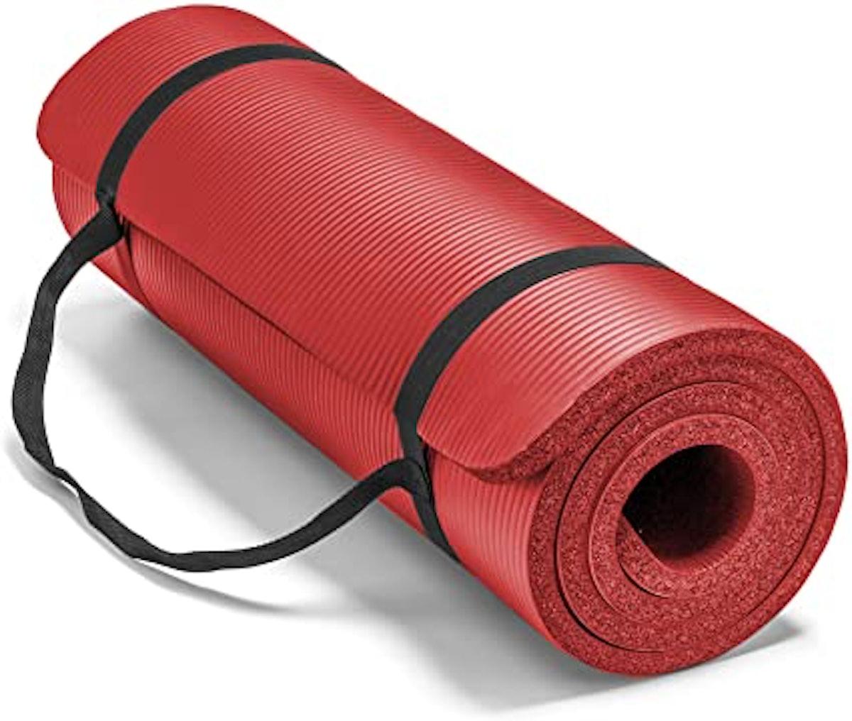 Spoga Extra Thick High Density Yoga Mat