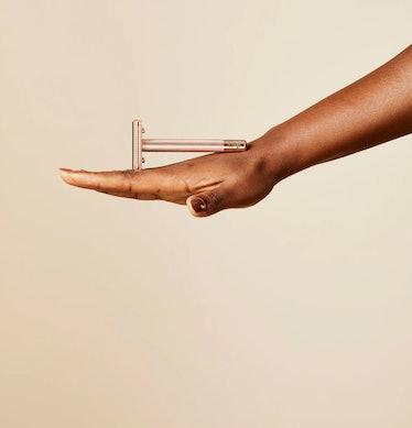 Oui The People Rose Gold Sensitive Skin Razor