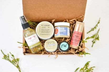 BLK+GRN All-Natural Deodorant Sample Box