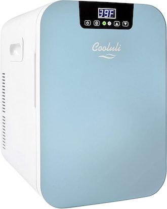 Cooluli 20-Liter Mini Fridge