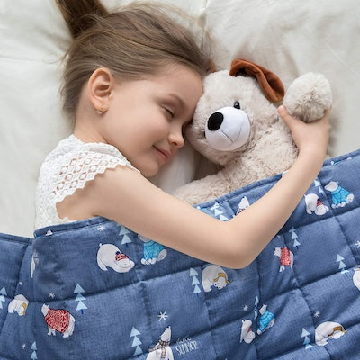 Tempcore Weighted Blanket For Kids