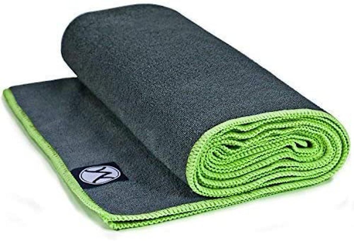 Youphoria Microfiber Non Slip Hot Yoga Mat