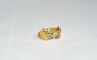 Palm of Our Hands Nvr Ring