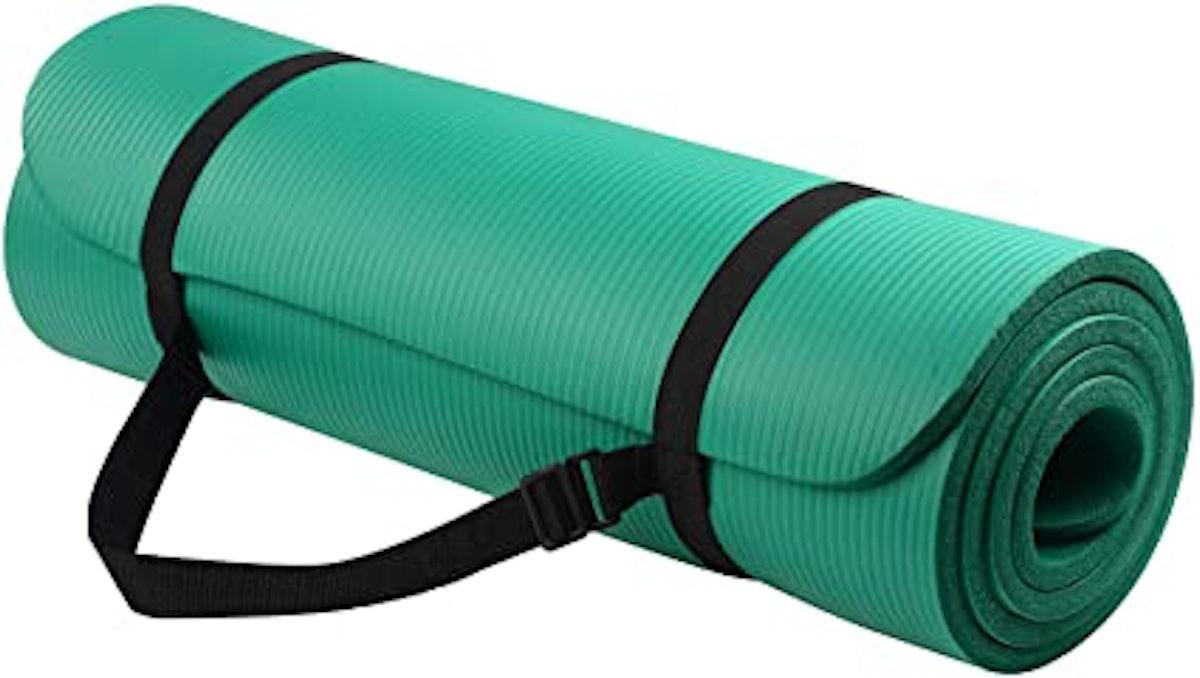 BalanceFrom GoYoga High Density Yoga Mat