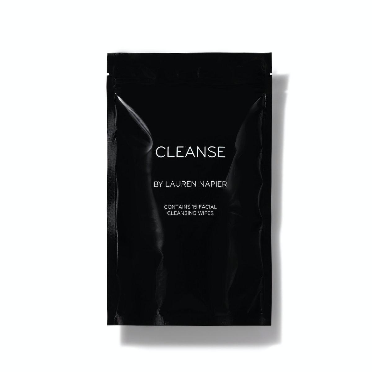 Lauren Napier Beauty Cleanse Facial Wipes (15 Count)