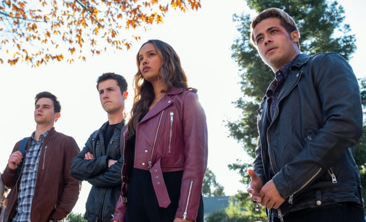 '13 Reasons Why' Season 4 opened with a funeral.