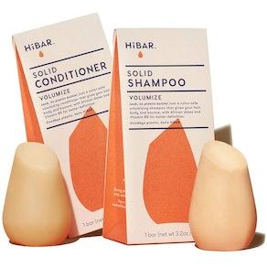 HiBar Solid Shampoo and Conditioner Bars