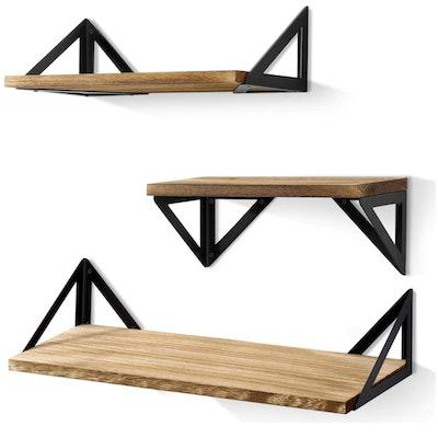 BAYKA Floating Shelves (3-Pieces)