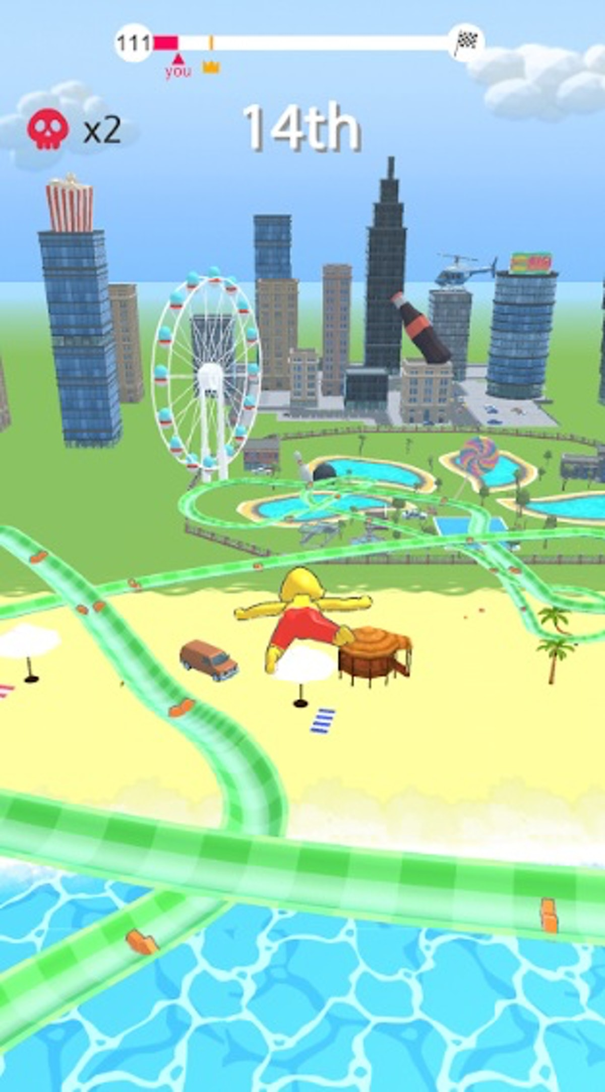 These free online games for the 4th of July include some summery options.