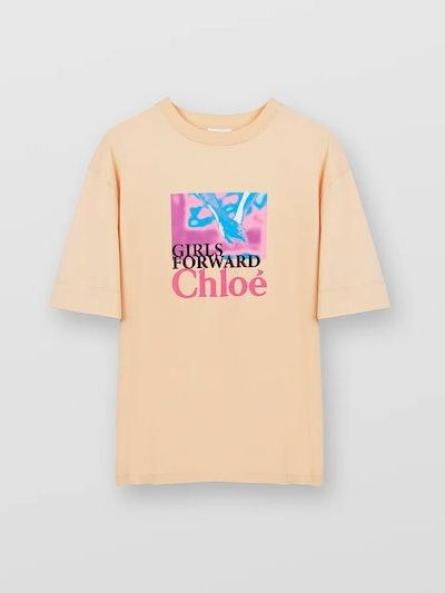 Chloé For UNICEF Oversized T-shirt
