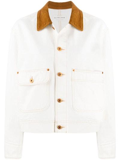 New Thompson denim jacket