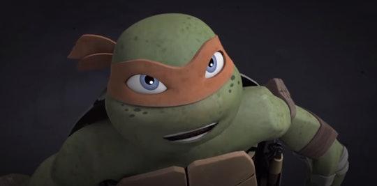 A new 'Teenage Mutant Ninja Turtles' is in the works.