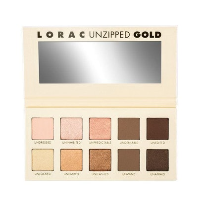UNZIPPED GOLD Eye Shadow Palette