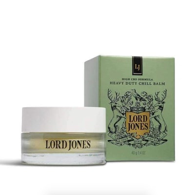 Lord Jones High CBD Formula Chill Balm