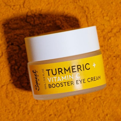 Turmeric + Vitamin C Booster Eye Cream