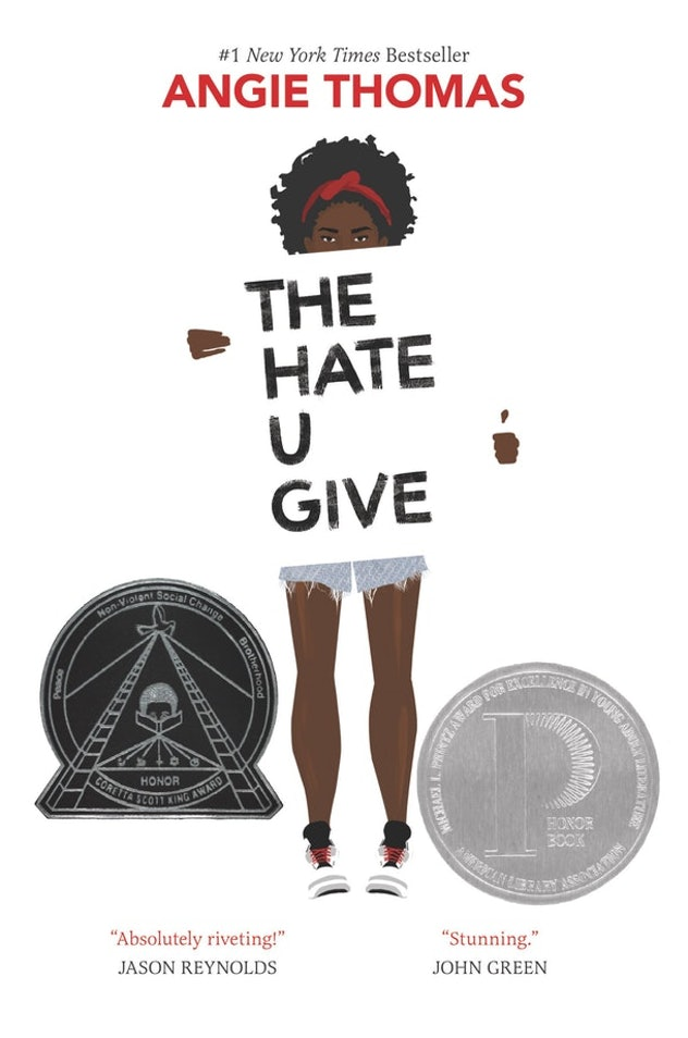 "cover of ""the hate you give"""