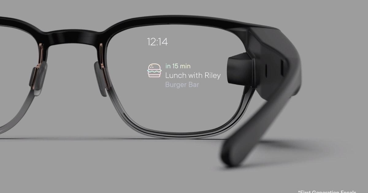 Google swallows up AR glasses-maker North and axes its beleaguered 'Focals'