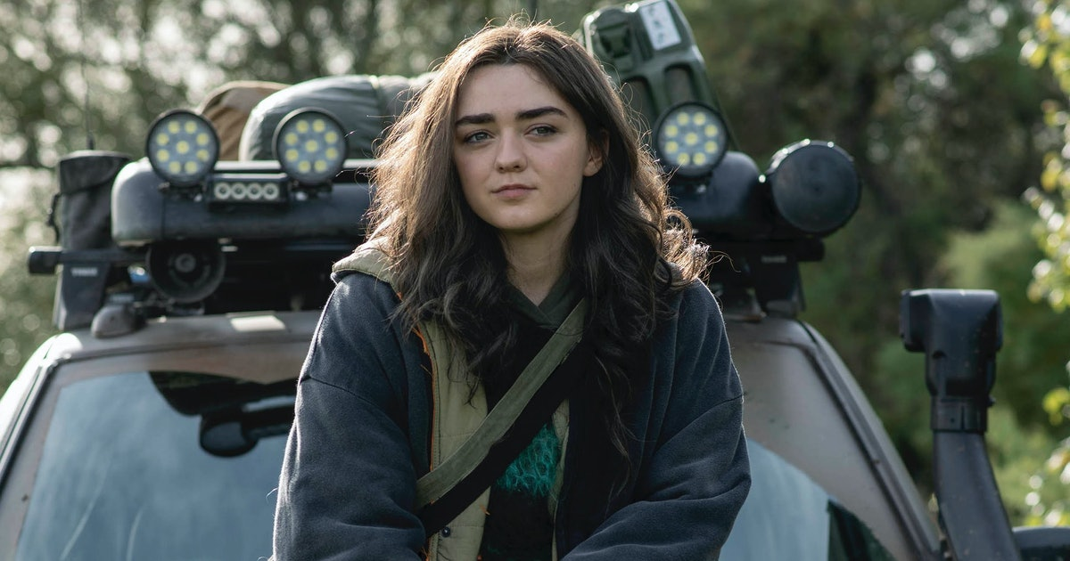 Maisie Williams' New Show On Sky Will Be Your Next TV Obsession