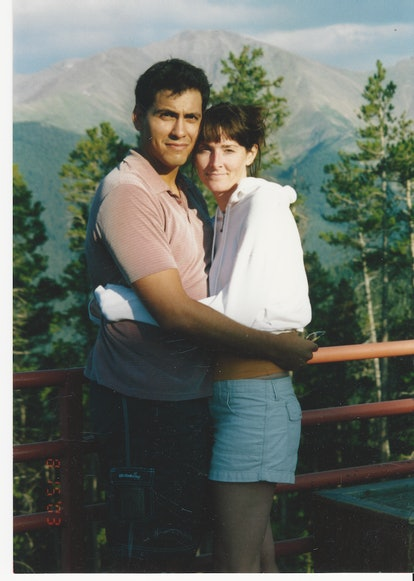 Rey Rivera and his wife Allison in Netflix's Unsolved Mysteries, via Netflix press site.