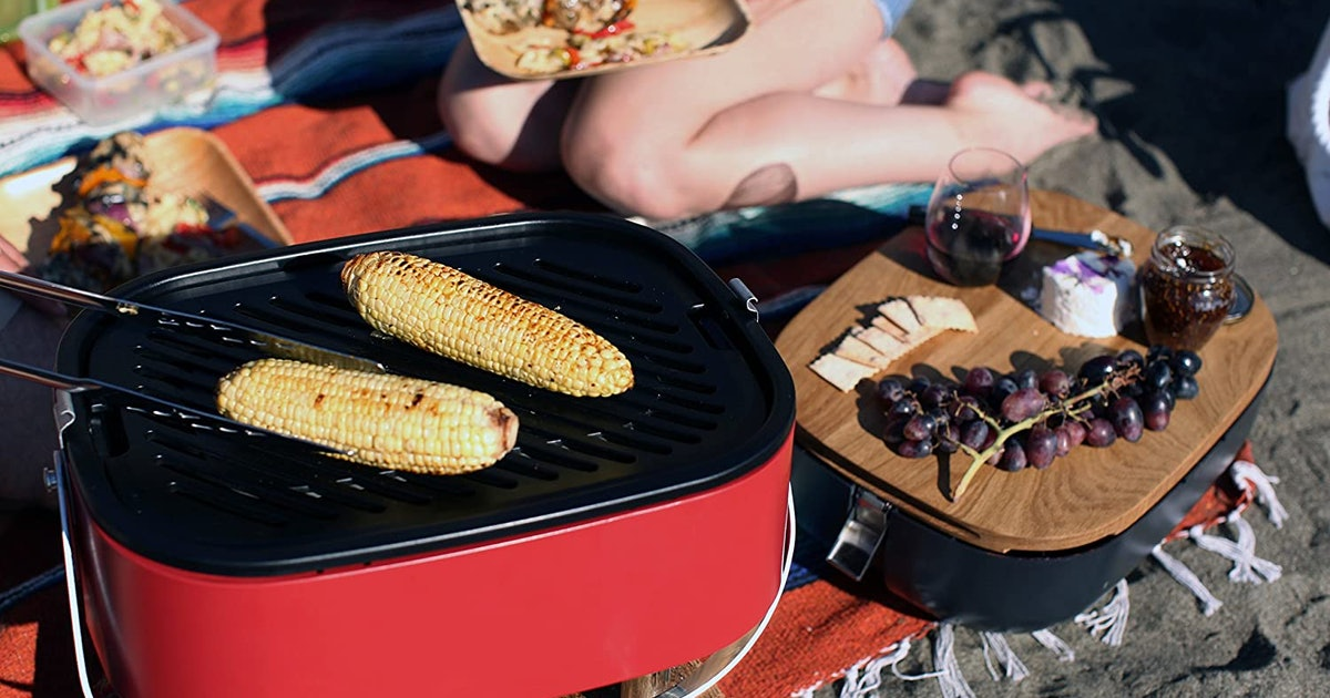 The 4 Best Small Gas Grills