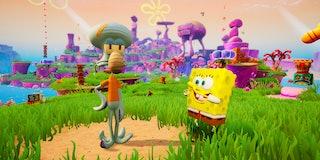 'SpongeBob: Battle for Bikini Bottom' remake review: Nostalgia at its purest