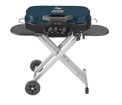 Coleman RoadTrip Portable Stand-Up Propane Grill