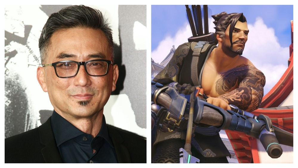 Paul Nakauchi Overwatch