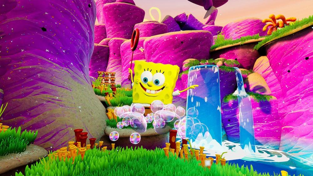 'SpongeBob: Battle for Bikini Bottom' remake review: Nostalgia at its purest - Inverse
