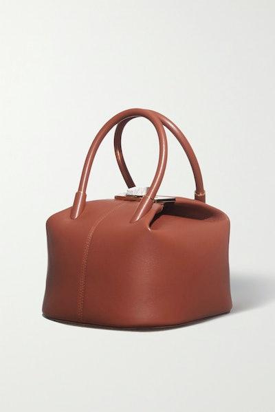 Baez Leather Tote