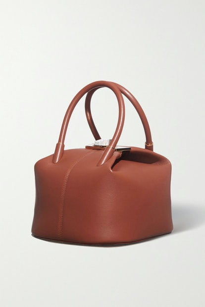 Baez Leather Tote