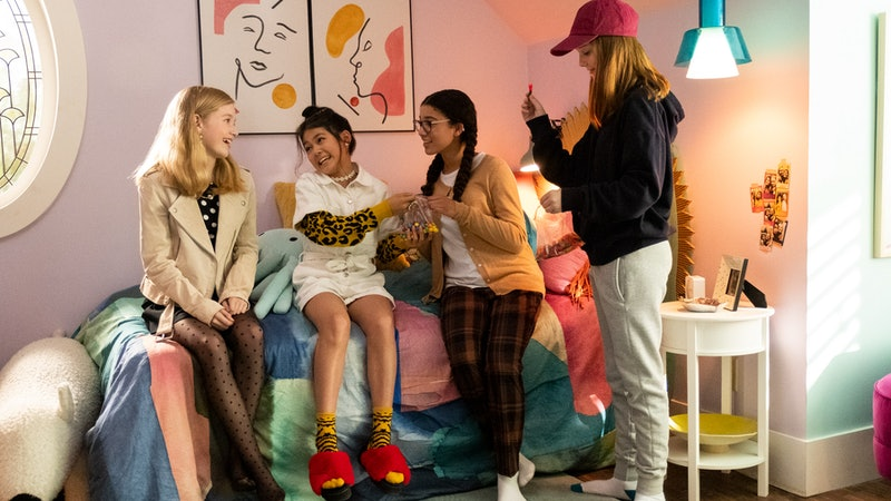 The Baby-Sitters Club' Netflix Cast Is Full Of Promising Up-And-Comers