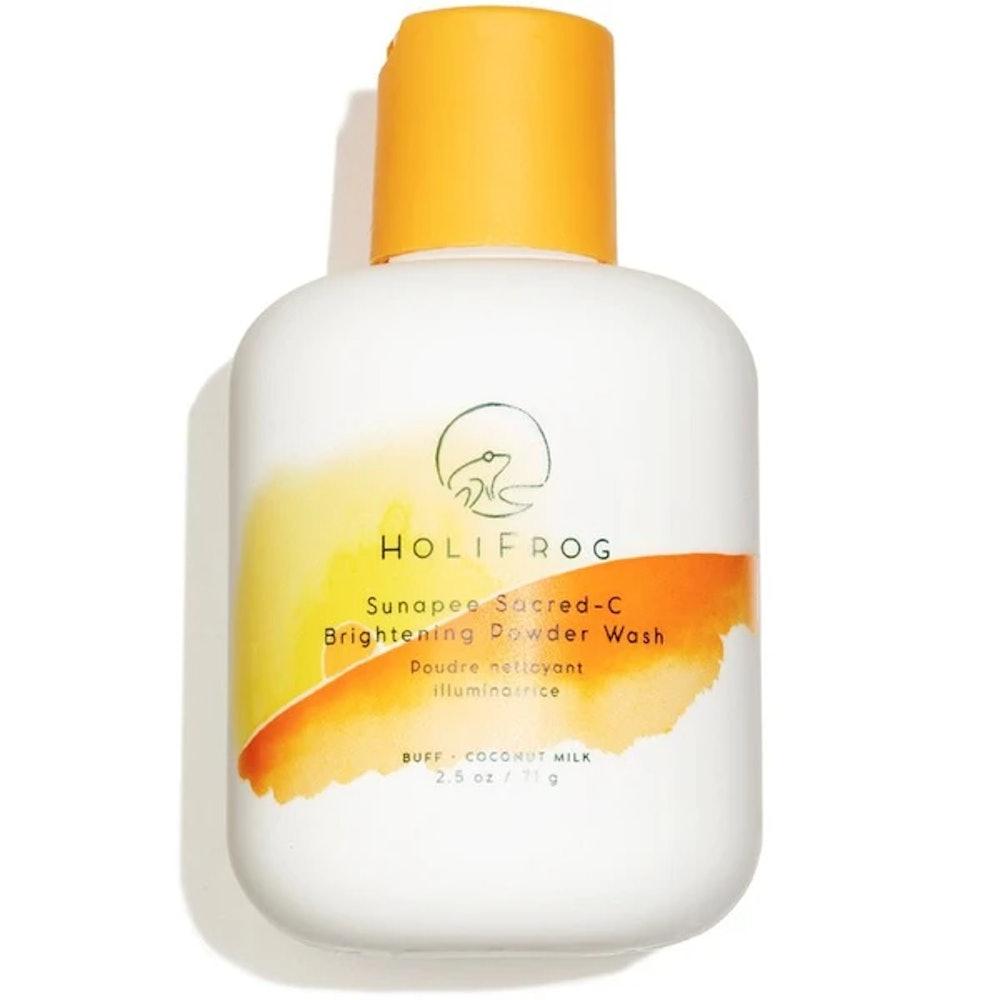 Holifrog Sunapee Sacred-C Brightening Powder Wash