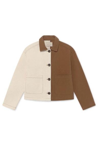 Tan Coyote Jacket