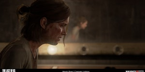 'Last of Us 2' concept art perfectly captures Ellie's bloody revenge quest
