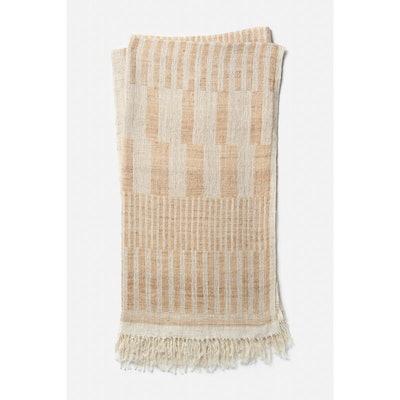 Toluca Wool/Silk Throw