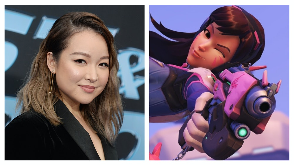 Charlet Chung Overwatch