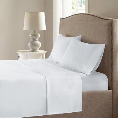 Comfort Spaces Coolmax Moisture-Wicking Sheets, 4-Piece Set