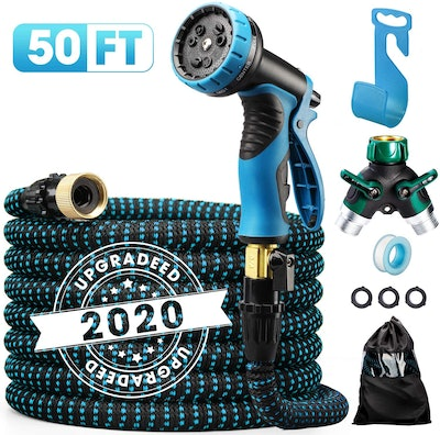 Delxo Expandable Garden Hose (2020 Upgrade)