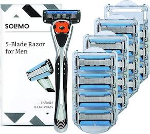 Solimo 5-Blade MotionSphere Razor