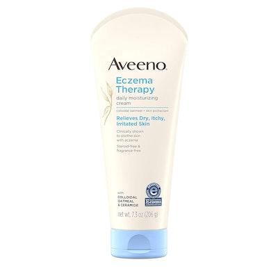 Aveeno Eczema Therapy Daily Moisturizing Cream (7.3 Ounces)